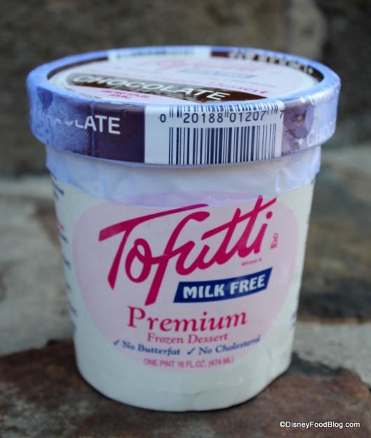 Pint (!) of Tofutti