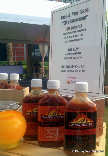 Cib's Smokehouse Sauces