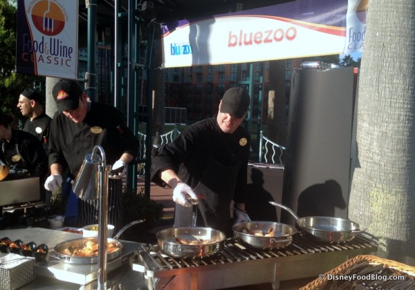 Bluezoo Booth