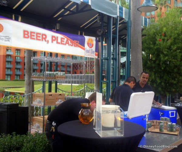 Beer, Please Booth