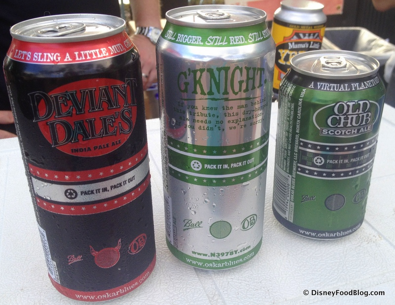 Review and preview the causeway at the walt disney world for Craft beer and food
