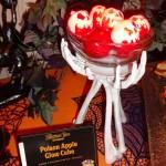 Dining in Disneyland: New Halloween Glow Cubes