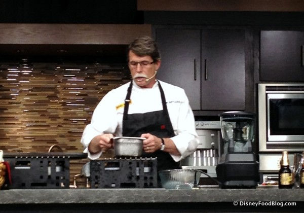 Chef Rick Bayless at the Epcot Food & Wine Festival
