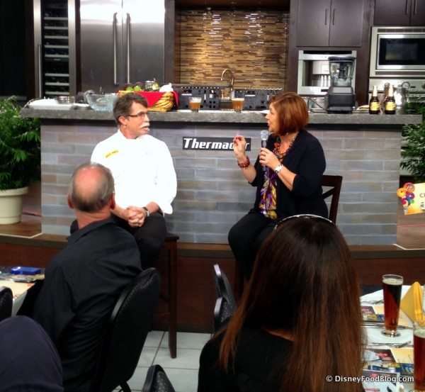 Food For Thought with Chef Rick Bayless and Disney's Pam Smith