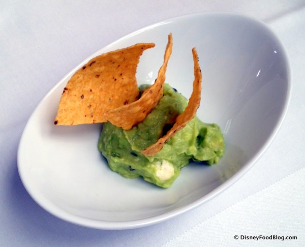 Grilled Corn and Poblano Guacamole