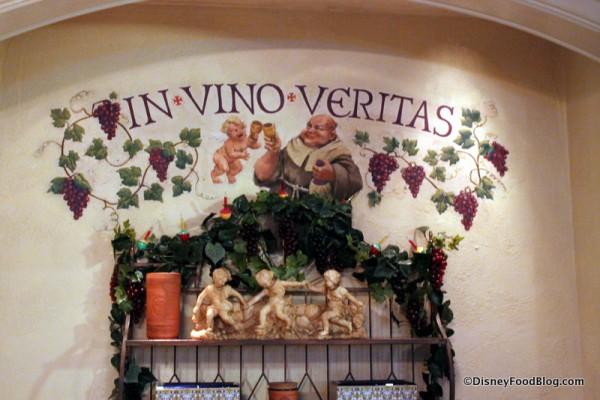 In Vino Veritas!
