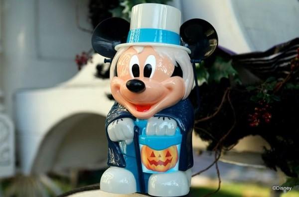 Mickey as the Hatbox Ghost Premium Popcorn Bucket