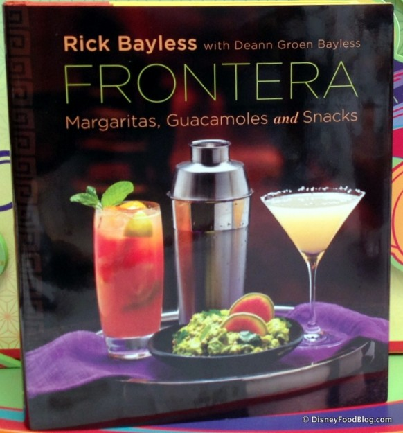 Rick Bayless' Latest Cookbook