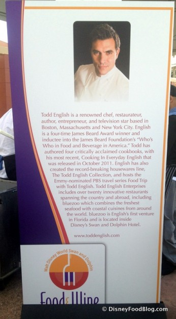 Todd English Banner