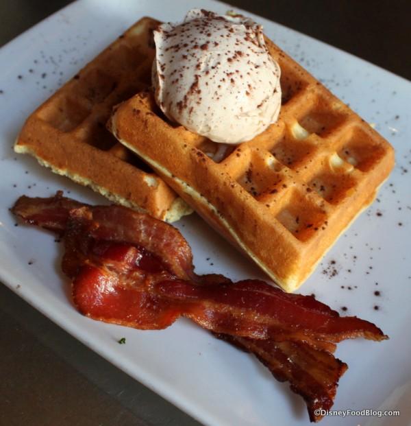 Trattoria al Forno Waffles