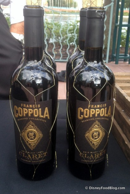 Francis Ford Coppola Claret