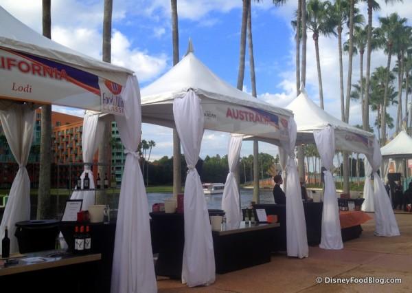 Wine Tents