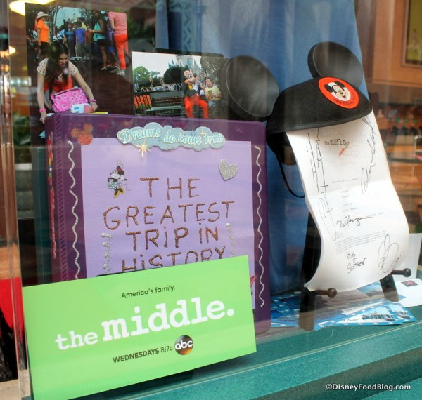 """Props from """"The Middle"""" season finale"""