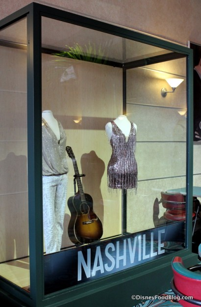 "Costumes from ""Nashville"""
