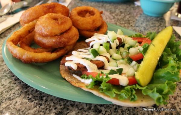 Vegetarian Falafel