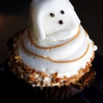 Review: Ghost Cupcake at Disney's BoardWalk Bakery