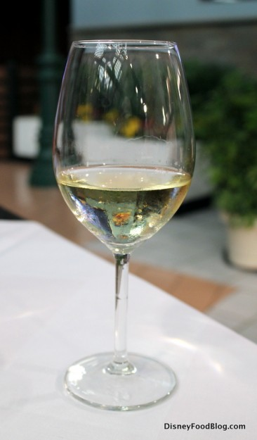 Viognier from Cambria Winery -- Wine Pairing at a Previous Culinary Demonstration