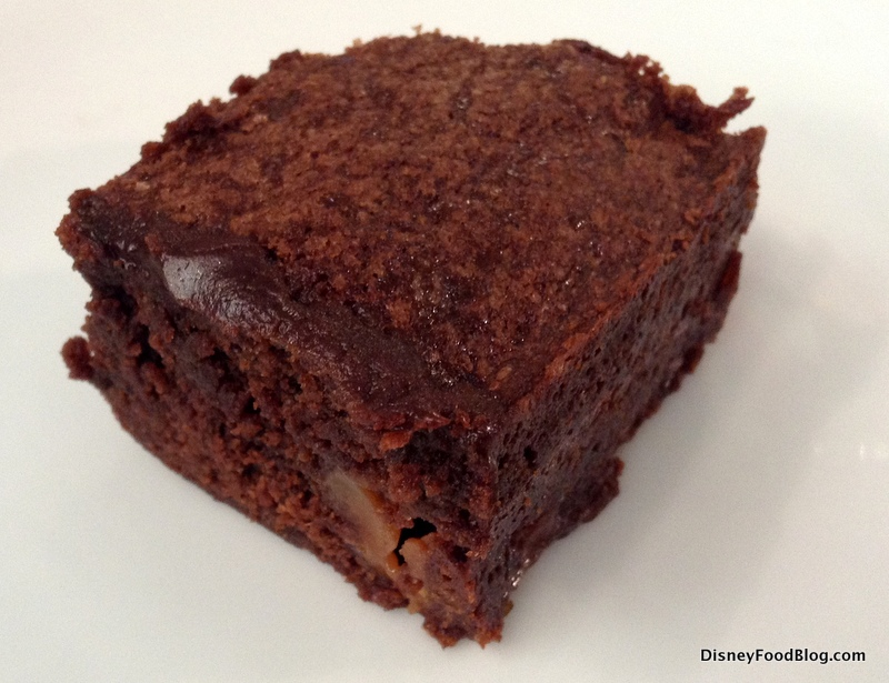 Review: Chef Gale Gand's Culinary Salted Caramel Brownies Demo at ...