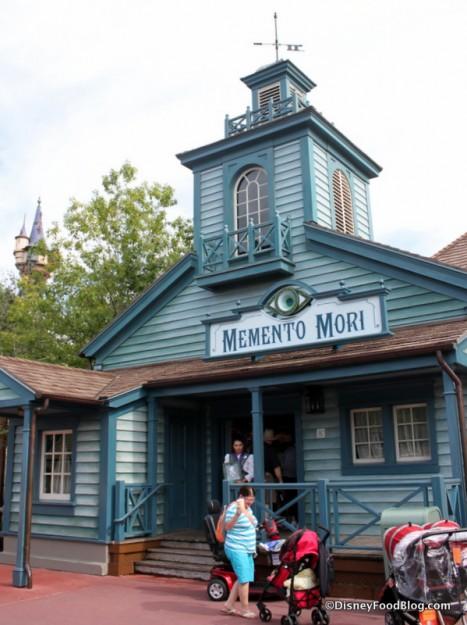 Memento Mori gift shop