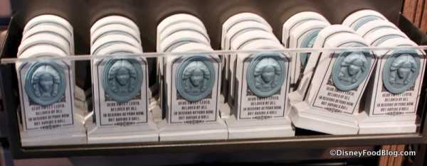 Madame Leota Tombstone Antenna Topper
