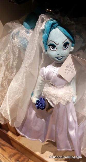 Bride plush