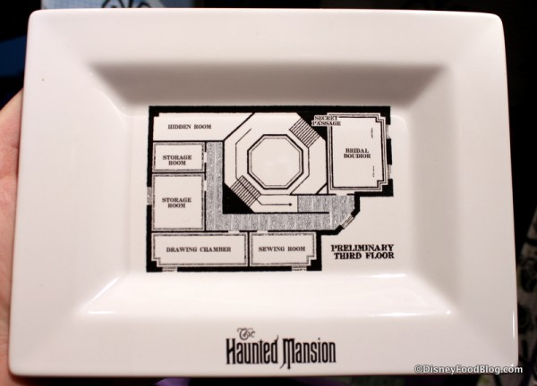 Floor Plan small tray