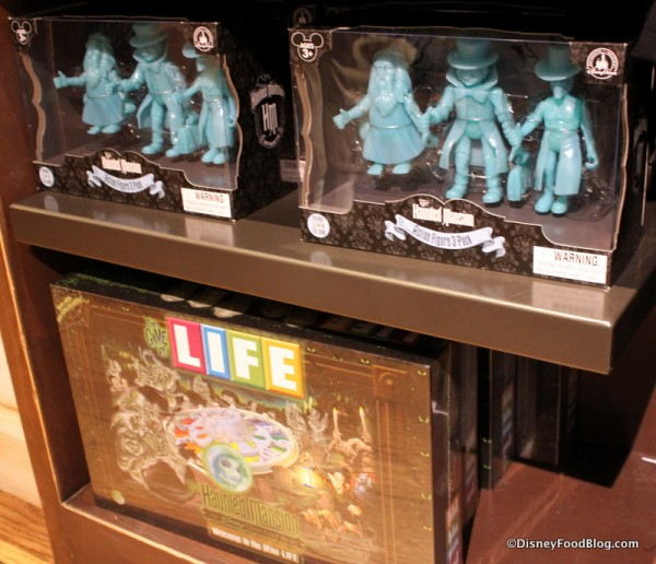 Hitchhiking Ghosts action figures