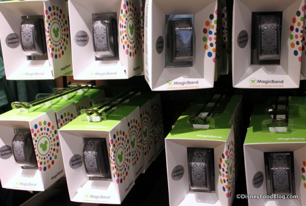 Haunted Mansion MagicBands