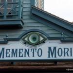 Photo Tour: Memento Mori Haunted Mansion Specialty Shop in Disney World's Magic Kingdom