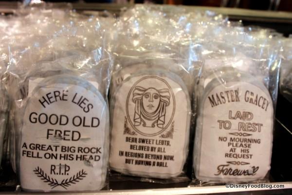 Tombstone cookies