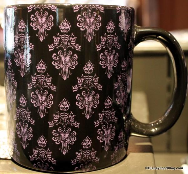 Damask mug