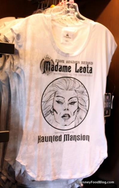 Madame Leota t-shirt