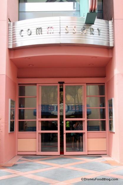 ABC Commissary Entrance