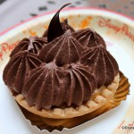 Review: Chocolate Mousse and Chocolate and Caramel Cream in Epcot's France