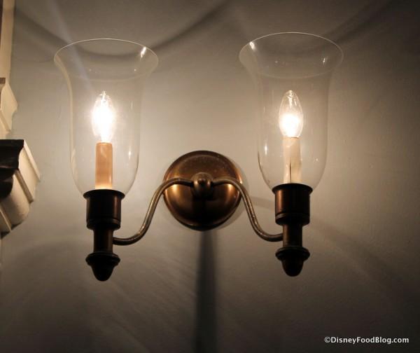 Wall lanterns