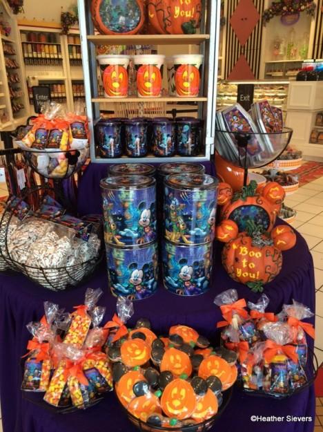 Marceline's Halloween Time Treats Display