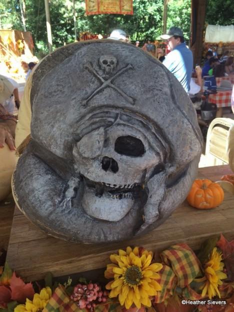 Pirates of the Caribbean Pumpkin