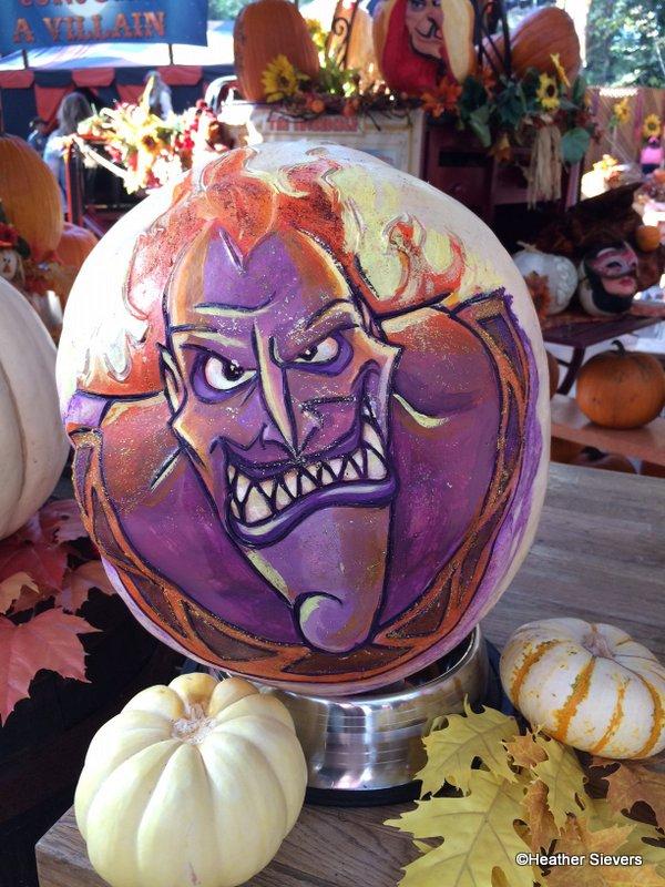 dining in disneyland  the incredible pumpkin carvers of