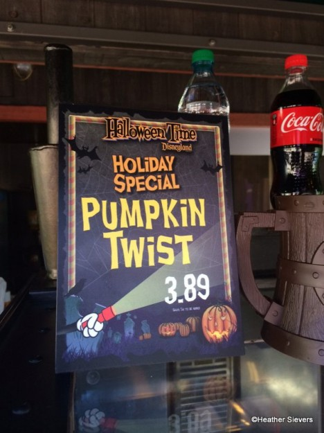 Pumpkin Twist Signage