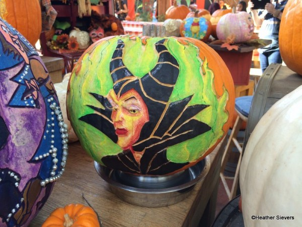 Maleficent Pumpkin