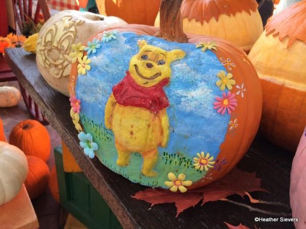 Winnie the Pooh Pumpkin