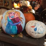Dining in Disneyland: The Incredible Pumpkin Carvers of 2014