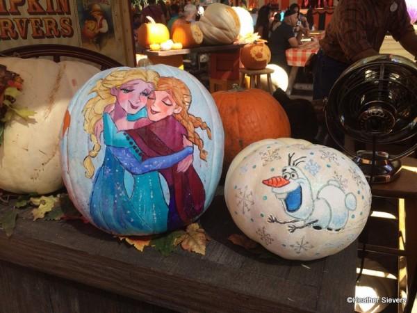 Anna, Elsa & Olaf