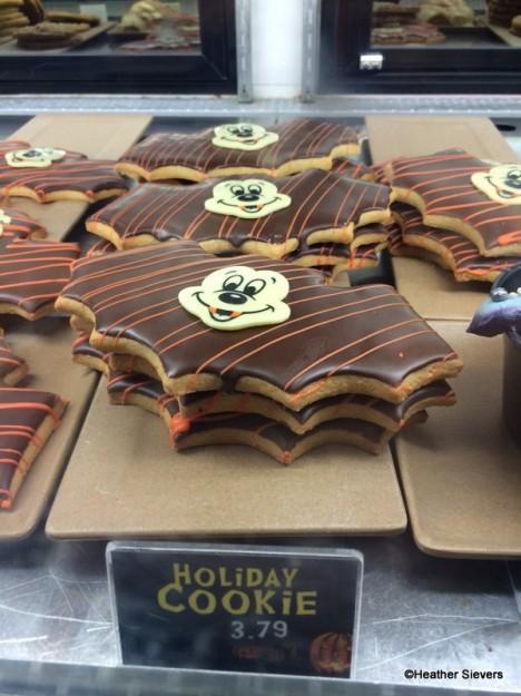 Mickey Bat Cookies