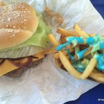 "Dining in Disneyland: Monster U ""Style"" Burger at Tomorrowland Terrace"