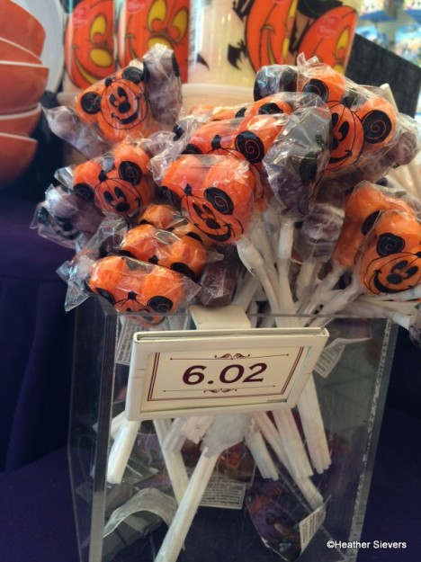 Halloween Time Lollipop Bunches