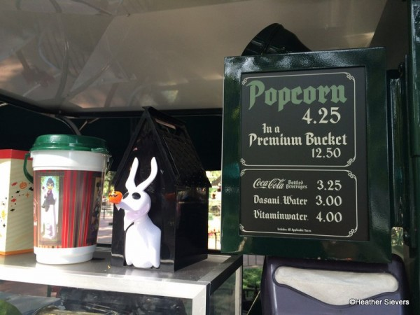 Popcorn Cart Pricing