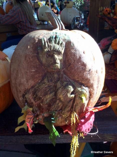 Groot Pumpkin