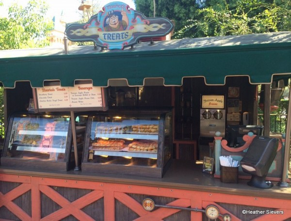 Maurice's Treats at Fantasy Faire