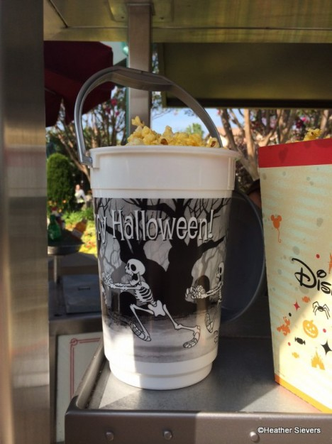 Skeleton Dance Popcorn Bucket